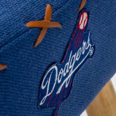 Dodgers baseball shirt upholstered chair
