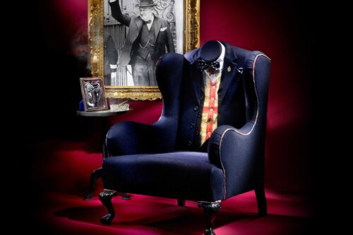 The Winston Churchill Wing Chair