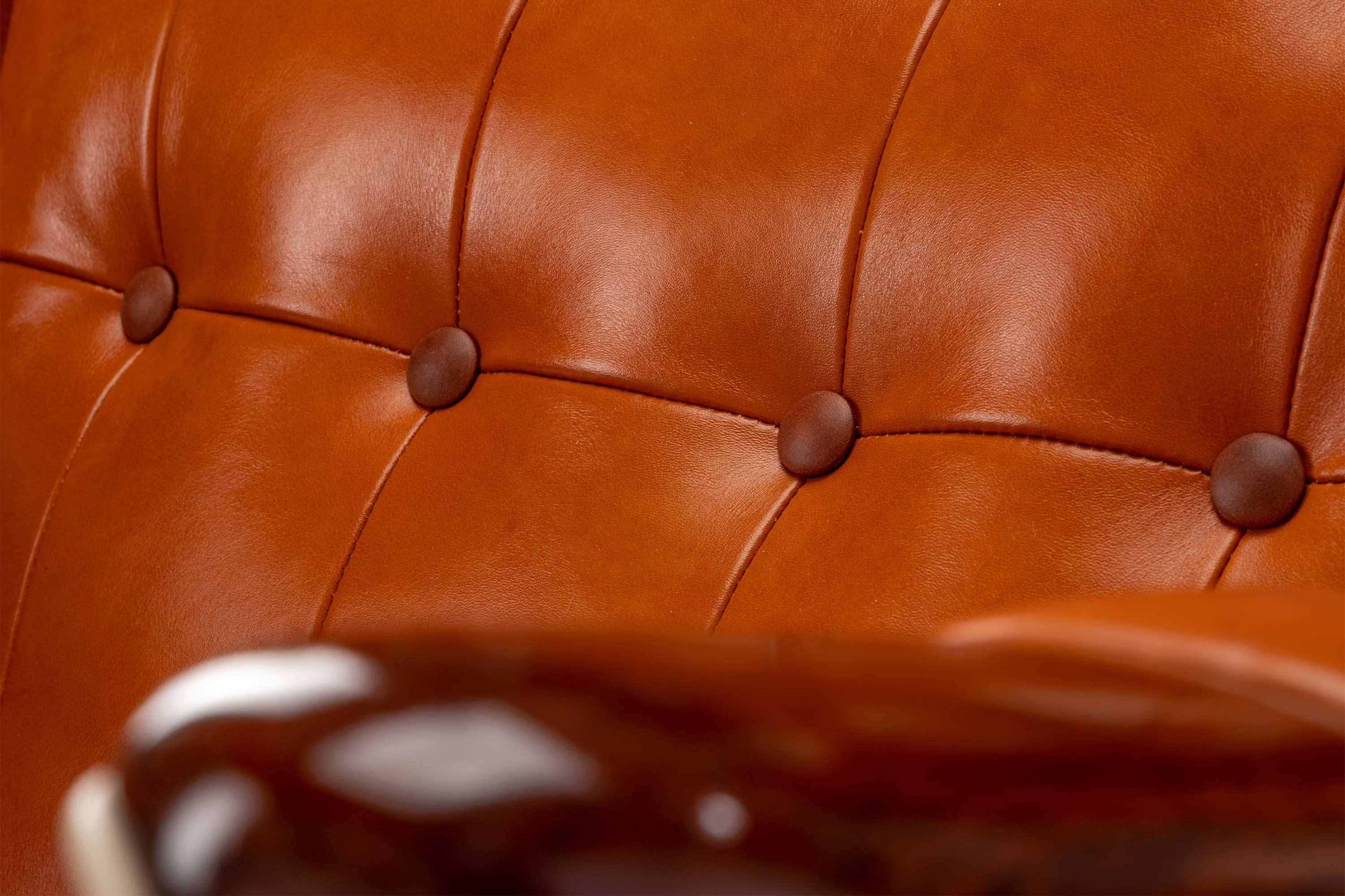 Papa Bear Chair By Hans Wegner for A. P. Stolen detailed Argentinian hides available