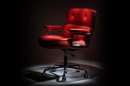 The Eames 1970s Lobby Chair